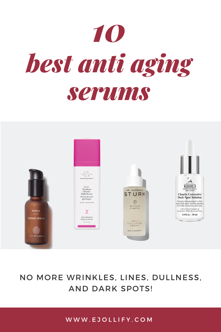 10 Best Anti Aging Face Serums For 30s Best Anti Aging Serum Anti Aging Face Serum Anti Aging Serum
