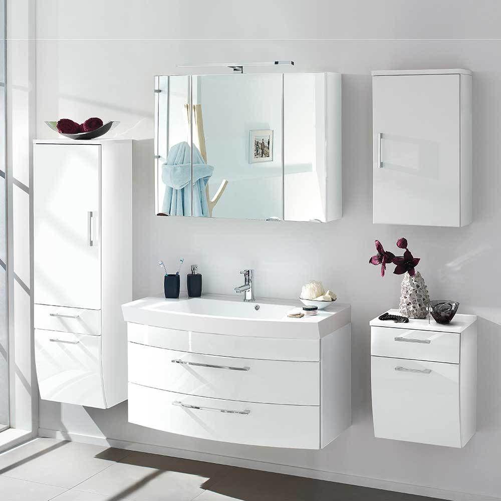 Pin Von Ladendirekt Auf Badmobel Bathroom Vanity Und Double Vanity