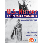 Reading good history sites - lessons, activities, resources, U.S. History Enrichment Materials eBook