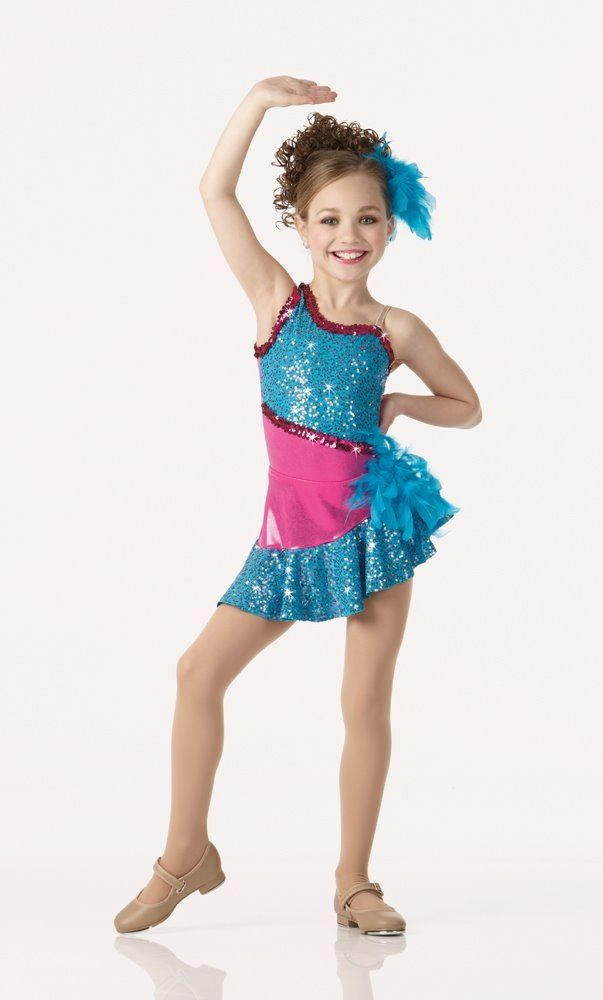 Simply Irresistible Dance Costume Sequin Leotard   Skirt Tap Jazz ... 828b3511678d