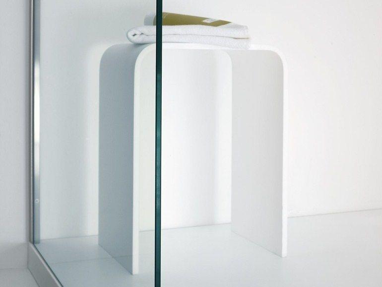Unico sgabello per bagno bathroom bagno