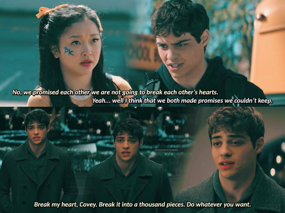 Pin By Layla F4f On To All The Boys In 2020 Romantic Movie Quotes Loving You Movie Romantic Movies