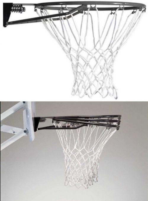 Rims and Nets 158962: Openbox Lifetime Slam-It Basketball Rim, 18 Inch, Black -> BUY IT NOW ONLY: $30.76 on eBay!