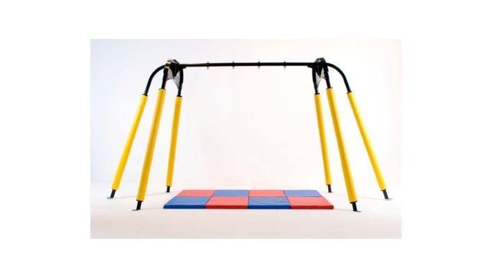 An a frame for suspended equipment | Sensory integration equipment ...