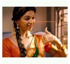 Deepika Padukone In The Most Successful Movie In The Entireindian Cinema Industry Chennai Express Chennai Express Deepika Padukone Movies Deepika Padukone