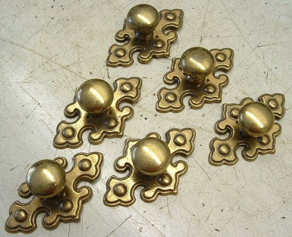 12 Pieces Vintage Drawer Cabinet Furniture Pull