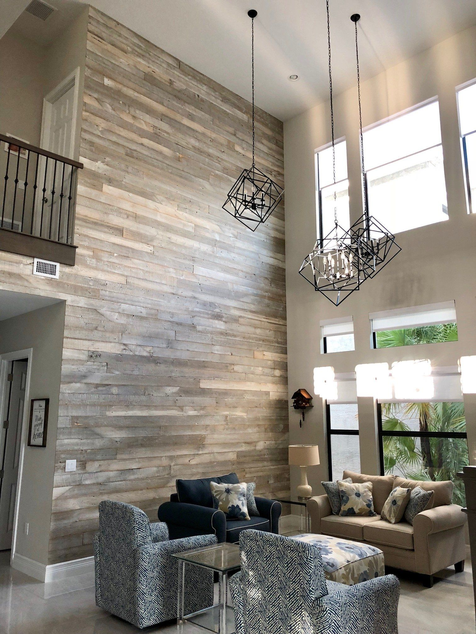 Reclaimed Wood Planks Sundance White 20 Square Feet Accent Walls In Living Room Reclaimed Wood Accent Wall Reclaimed Wood Paneling