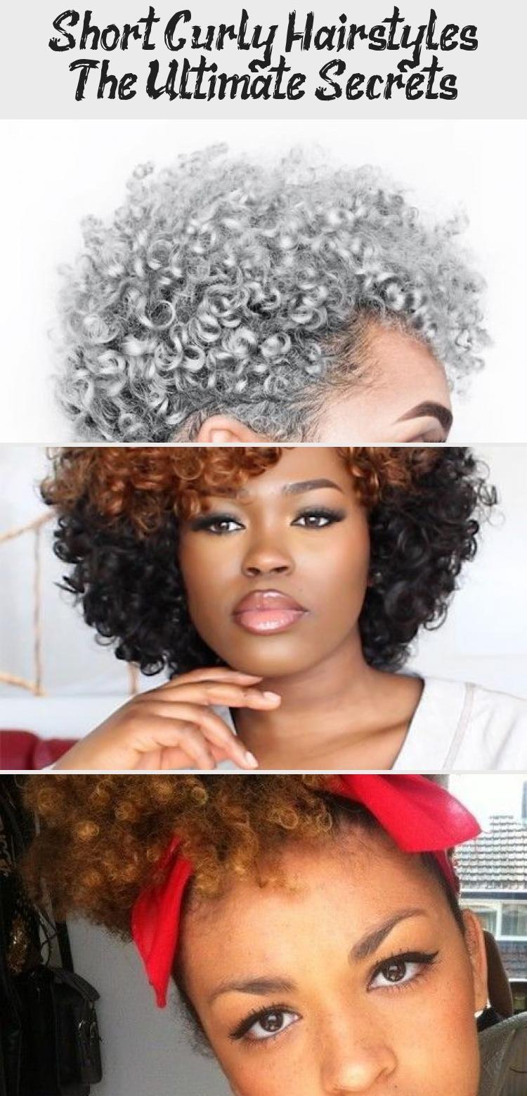 Kurze lockige Frisuren: Die ultimativen Geheimnisse! – Frisur