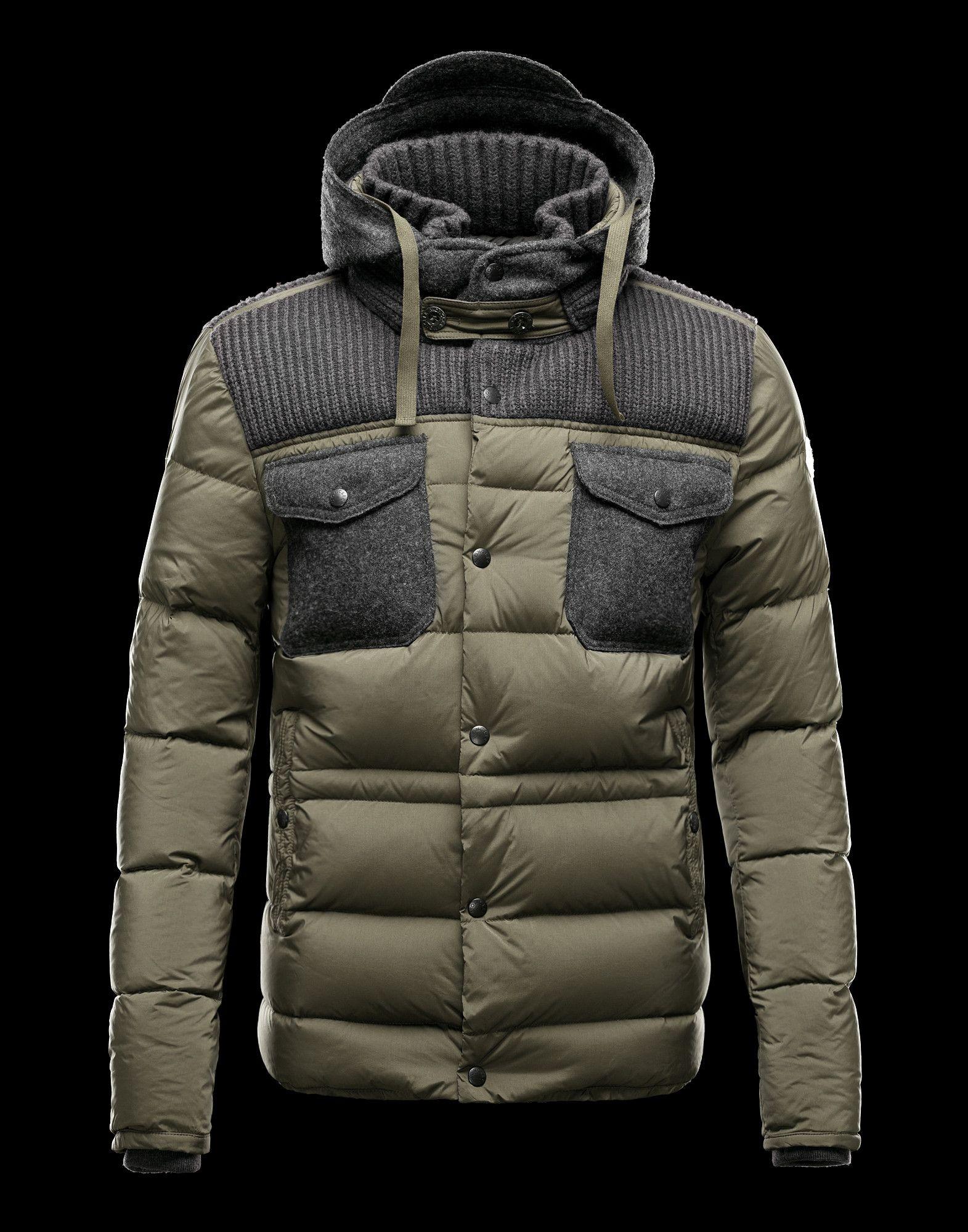 MONCLER Men Autumn/Winter 12 OUTERWEAR Jacket
