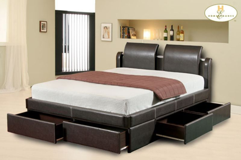 stunning farnichar design bed images - awesome design ideas