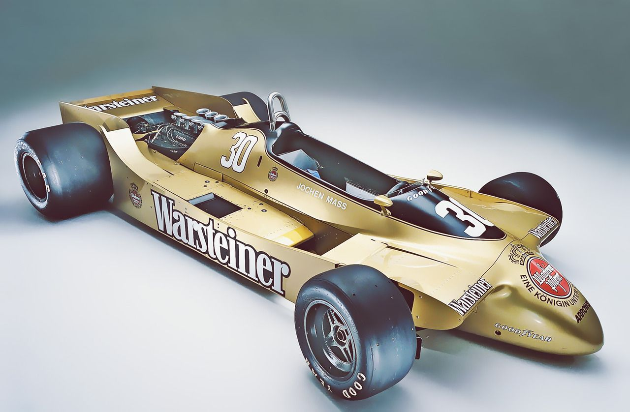 Warsteiner Arrows A2, 1979