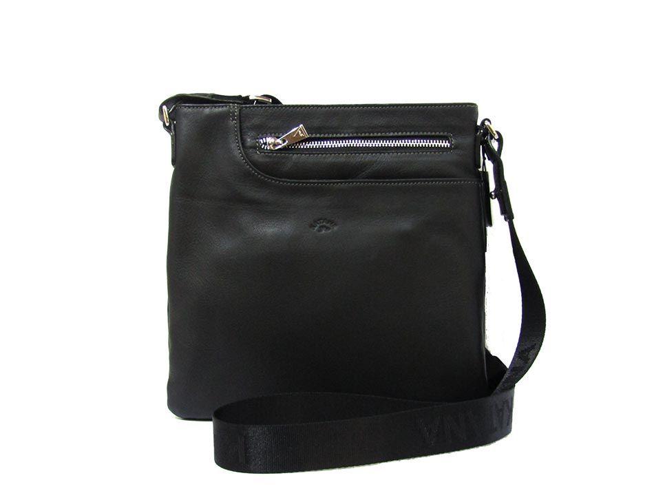 c858f3c883 Tσάντα γυναικεία χιαστί δέρμα 89107-μαύρο