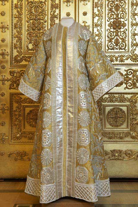 Tsarina Alexandra's Tsarina Maria Ilyinichna masquerade costume