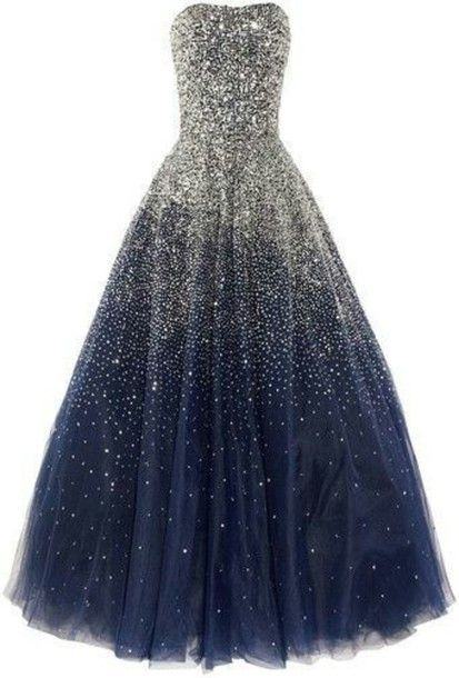Where To Get This Rock The Tulle Pinterest Prom Long