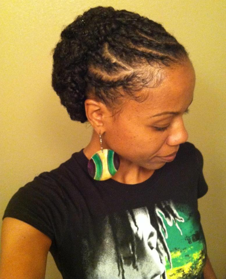 protective styling idea? i think yes! | Lovin' Nappiness ...