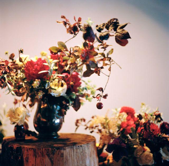The Green Dandelion // Floral Design & Botanical Styling: a wedding // lindsay + alec