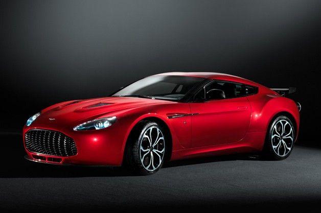 Aston Martin Debuts Production V12 Zagato Aston Martin V12 Aston Martin Cars Aston Martin