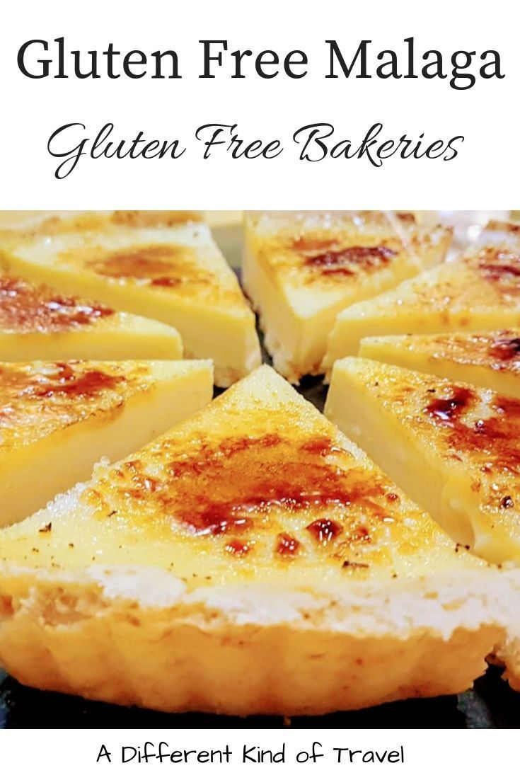 Find a glutenfree bakery in malaga near youfour options