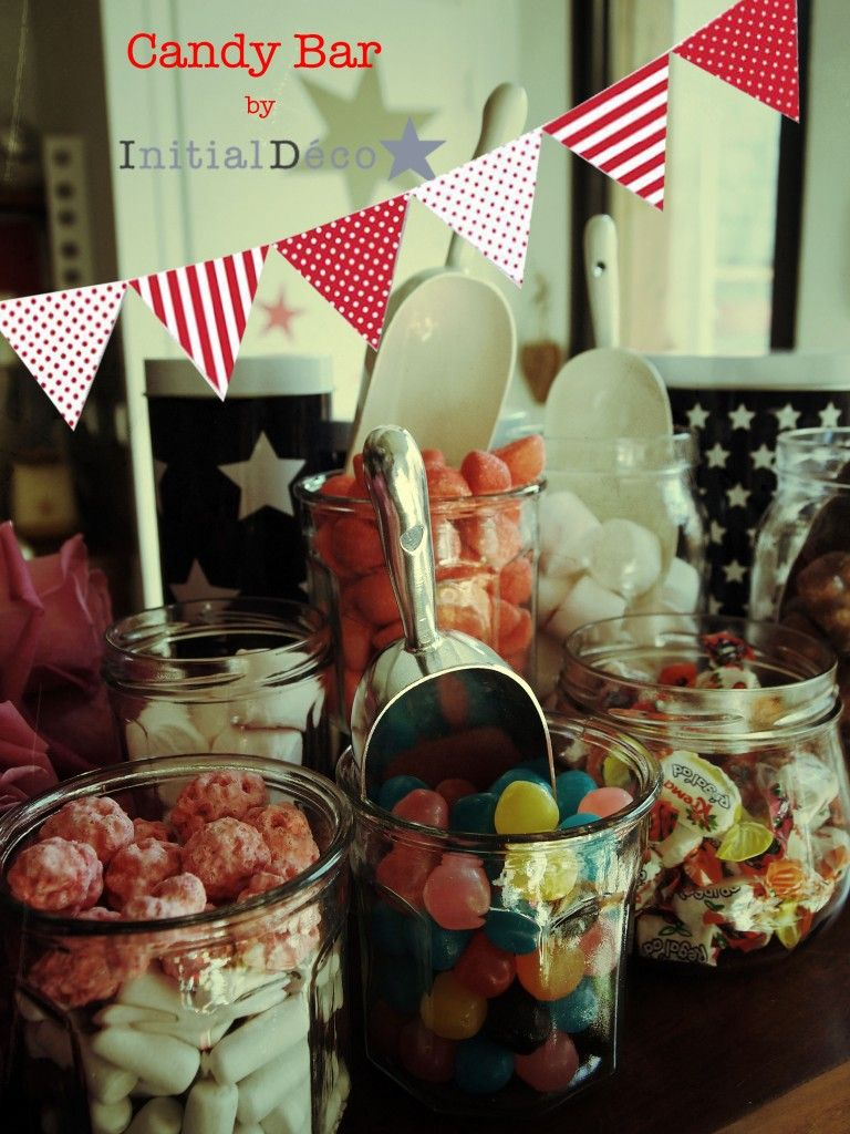Candy Bar by Initial Déco