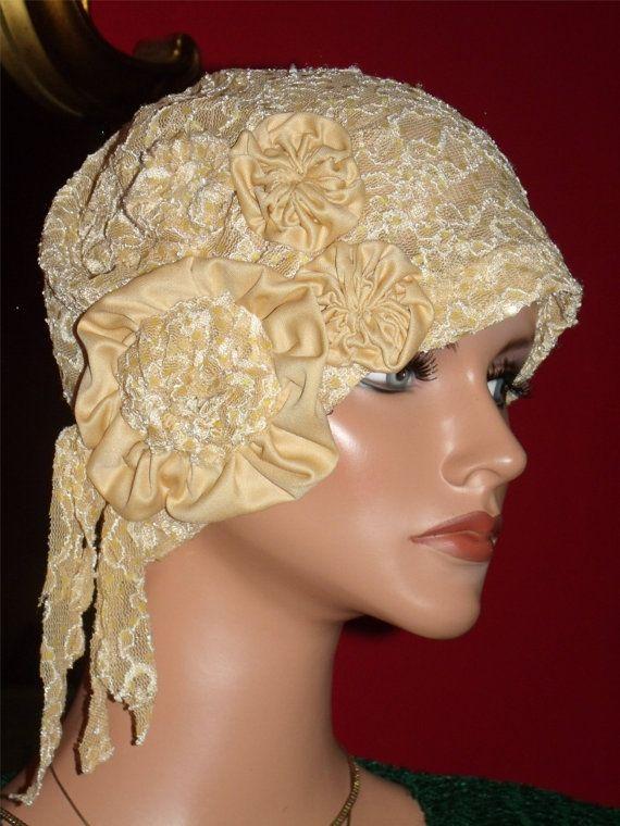 Cloche Sweet Accessories Antique Hats Hats Vintage