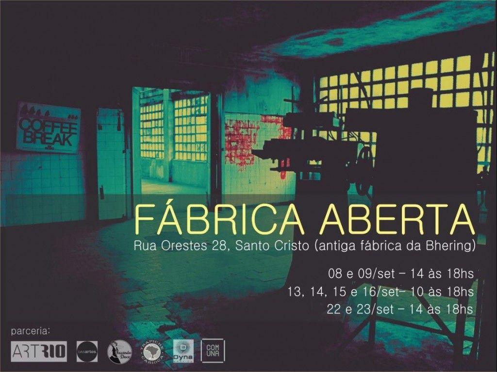FABRICA ABERTA