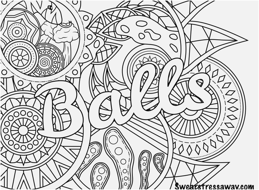 Cuss Word Coloring Pages For Adults