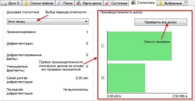 Как сделать дефрагментацию диска: Обзор способов   Работы