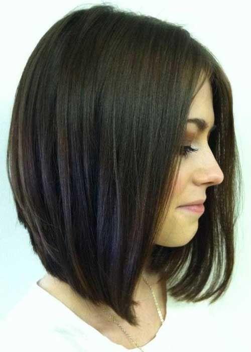 Long Bob Haircuts 2016