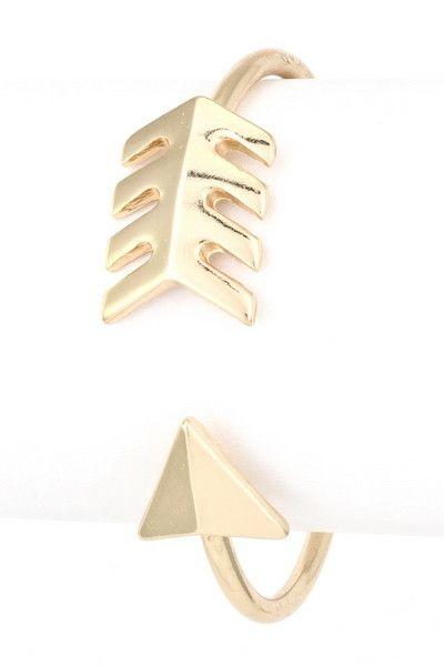 True North Cuff Bracelet - Restocked