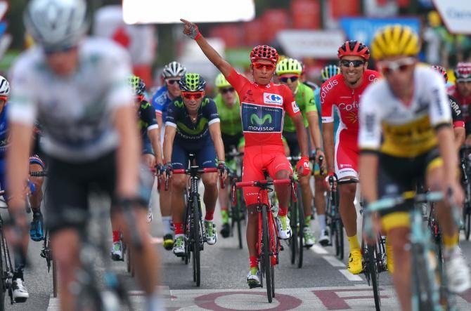 Nairo Quintana seals his first Vuelta title
