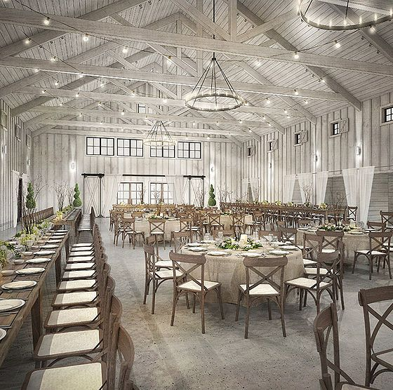The Farmhouse Wedding And Events Venue. An Elegant New