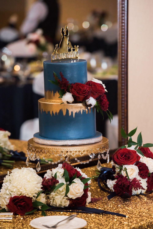 4th Of July Wedding Ideas Wedding Cake Roses Wedding Cake