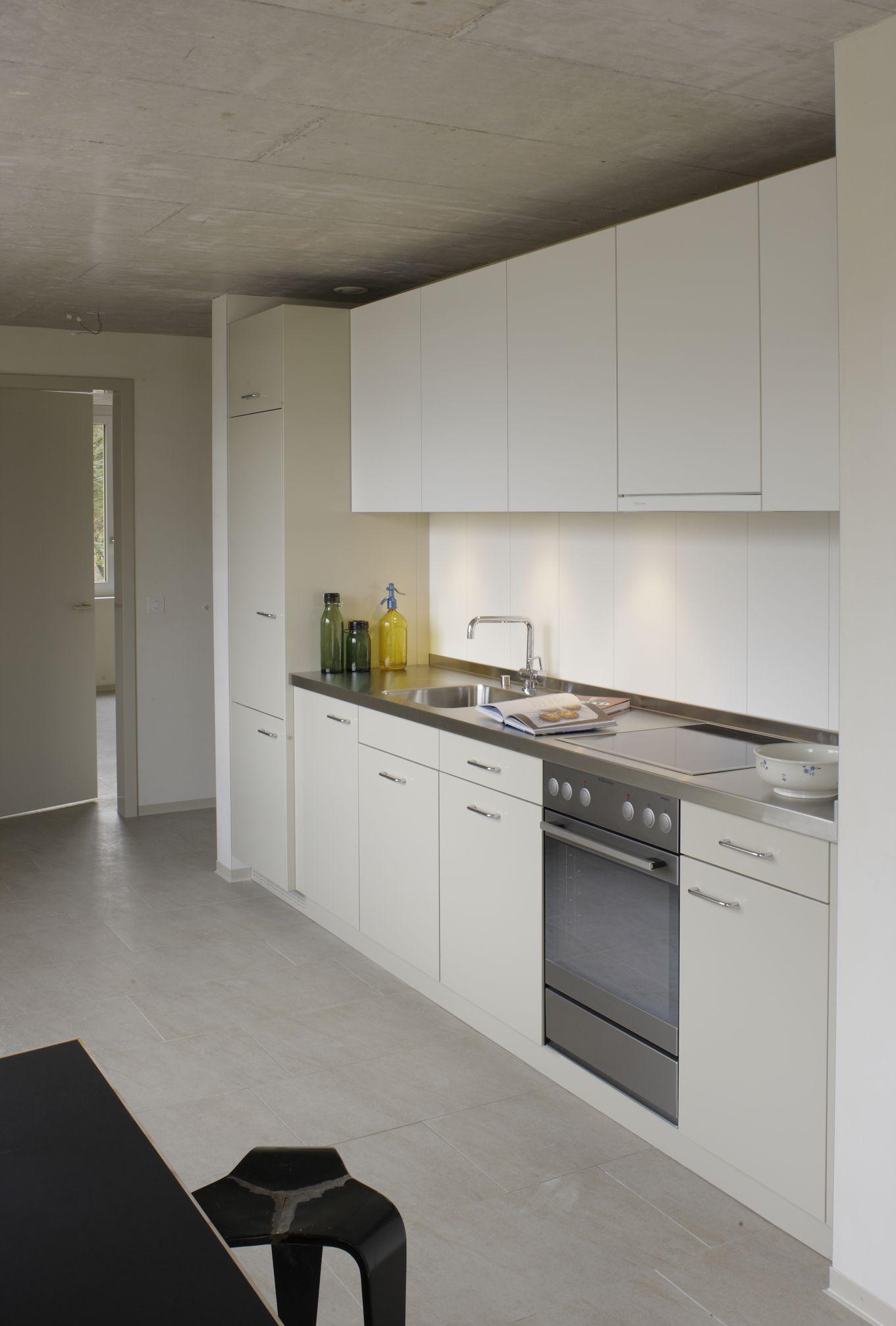 Die Genossenschaft Wohnbaugenossenschaft Gesundes Wohnen MCS Realisiert In  Zürich Leimbach Ein Mehrfamilienhaus, Das Speziell Für · Kitchen DesignsPeople  ...