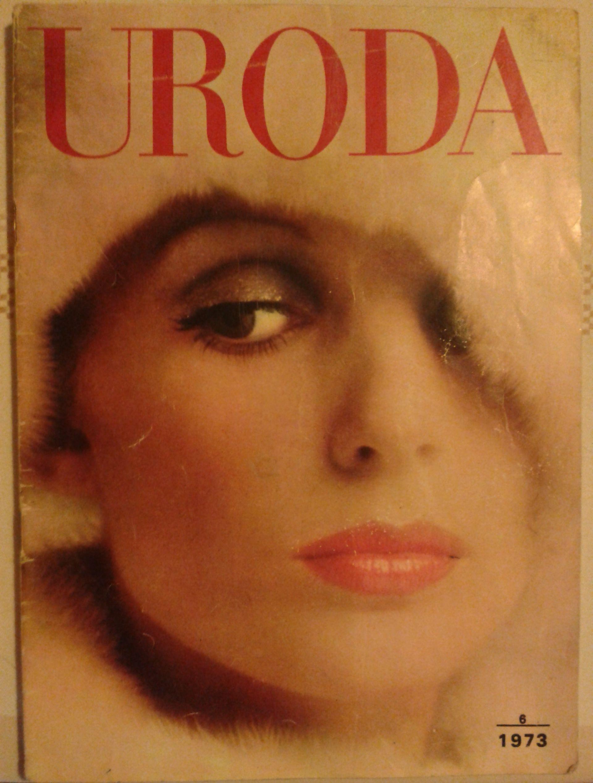 Czasopismo Gazeta Magazyn Prl Uroda Magazine Cover Nostalgia Poland Country