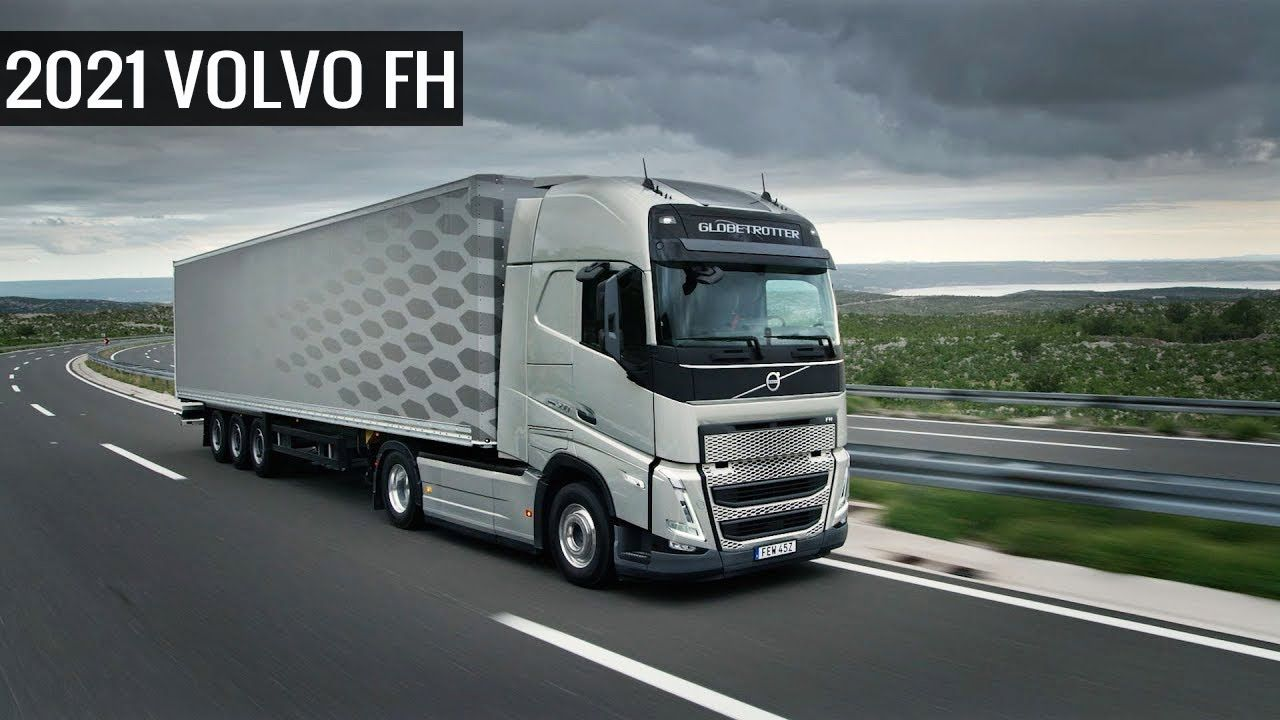2021 Volvo Fh In 2020 Volvo Trucks Vehicles