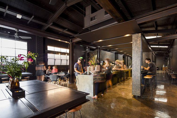 Code Black Coffee, Melbourne