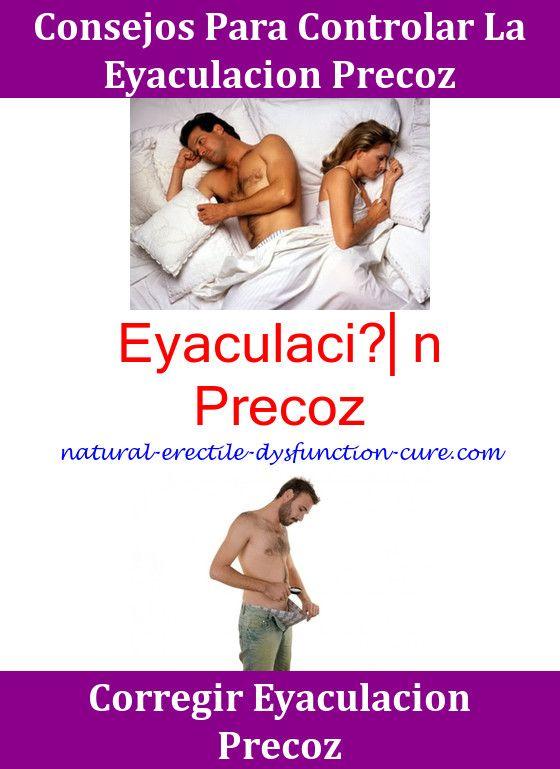 Tratamiento de eyaculacion precoz gratis