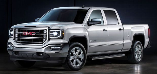 2016 Gmc Sierra 1500 Crew Cab It S Evidence Why Brand Loyalty Exists Gmc Sierra 1500 2017 Gmc Sierra 1500 Gmc Sierra
