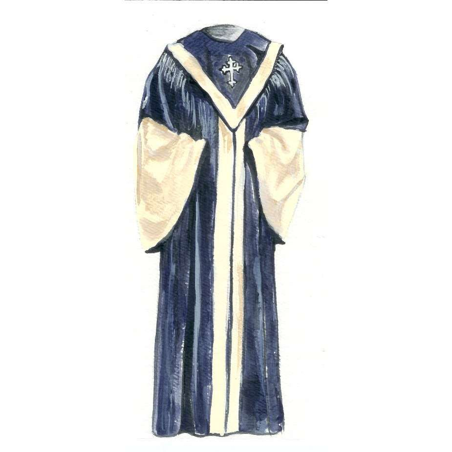 robes | deluxe and economy choir robes clergy shirts and clergy ...
