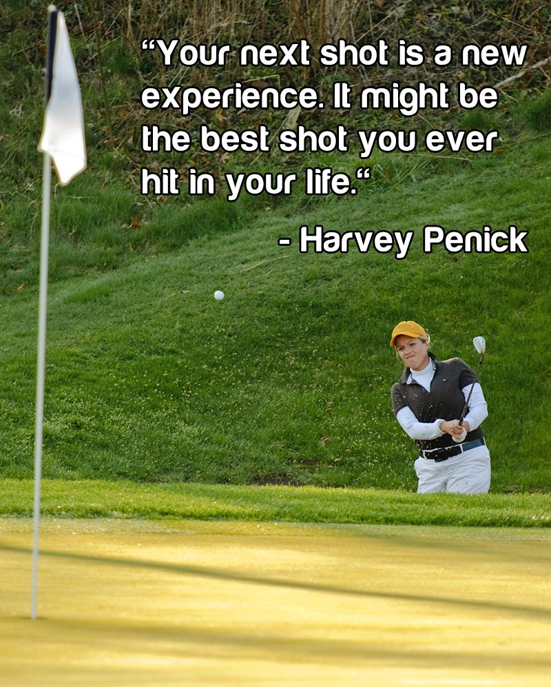 Inspirational Golf Quotes Finding Your Perfect Swing  Golf Golf Quotes And Golf Stuff