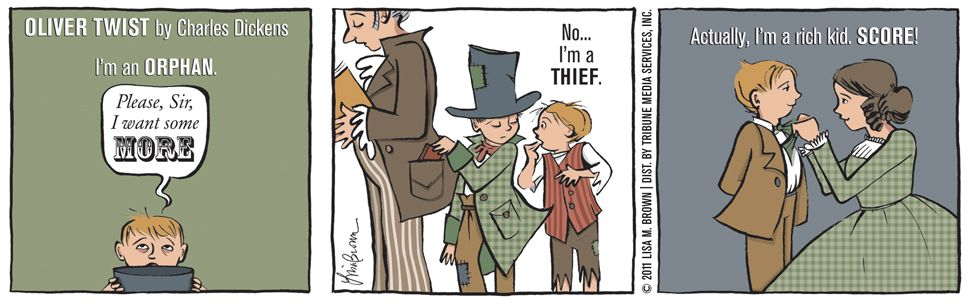 Charles Dickens  Oliver Twist    Book review     SlideShare