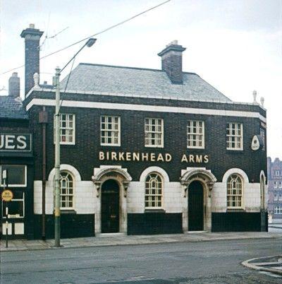 Birkenhead Arms, Birkenhead