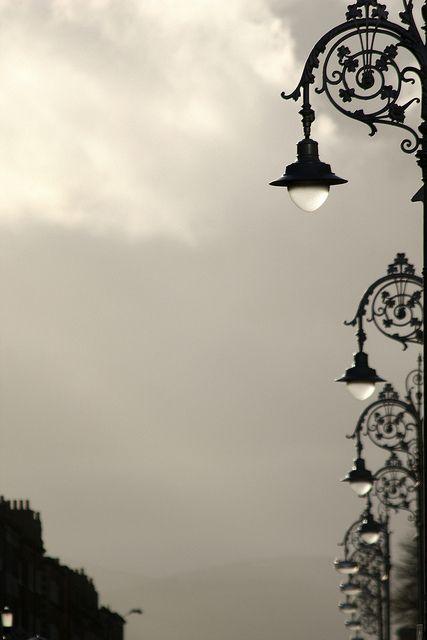 Dublin Street Lamps Lamp City Lights