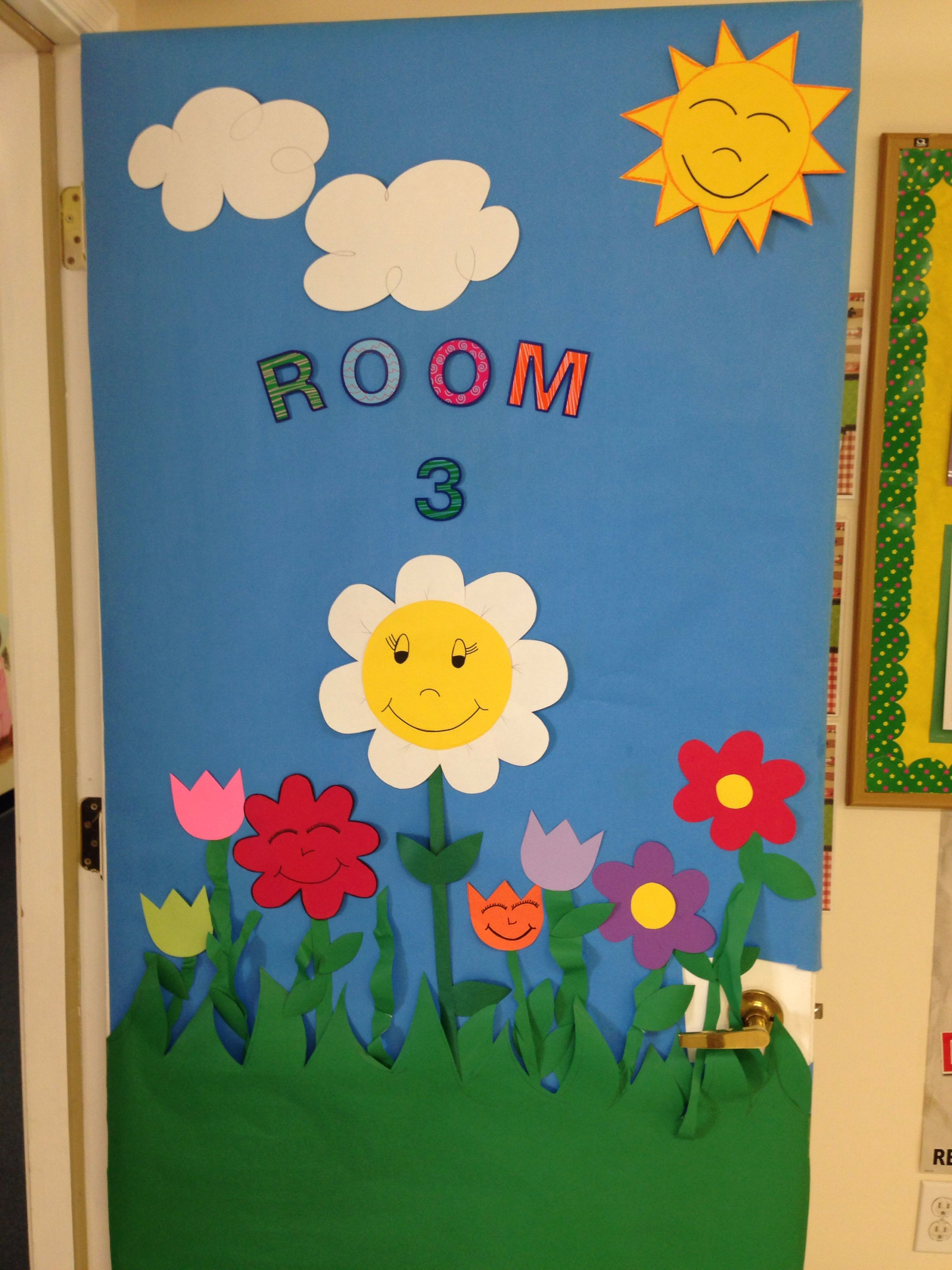 Decor Room · Summer door decoration : preschool room decorating ideas - www.pureclipart.com