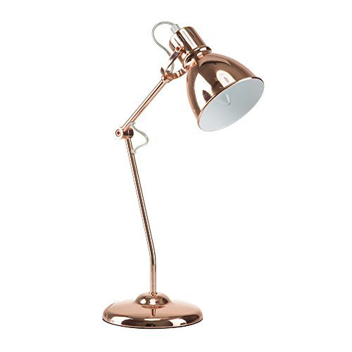 Rose Gold Desk Lamp Awesome Rose Gold Desk Lighting  Home And Hobby  Deco Chambre  Pinterest Design Ideas