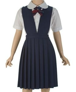 0aee918fe866d girls  school uniform jumper as a dress