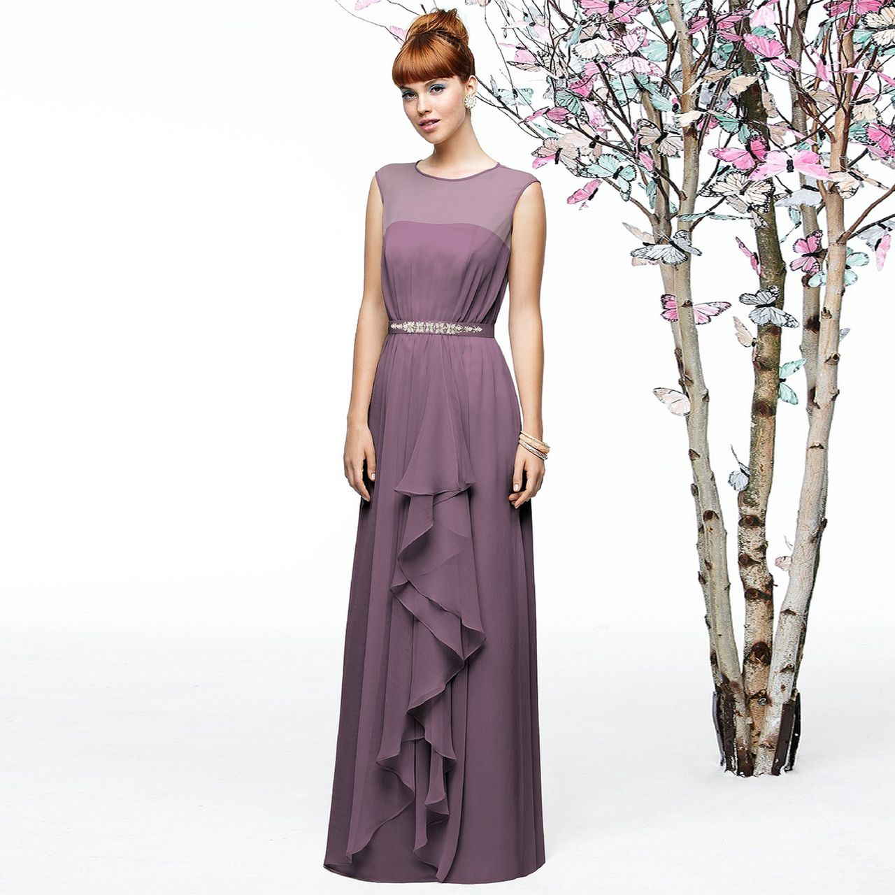 BREANA Dress By Lela Rose Bridesmaids - Fashionably Yours ...