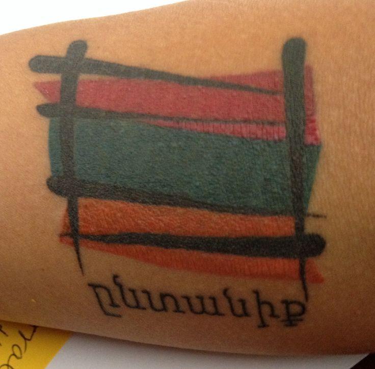 Armenian Tattoos  Quotes  Pinterest  Tattoo Body art and Tatting