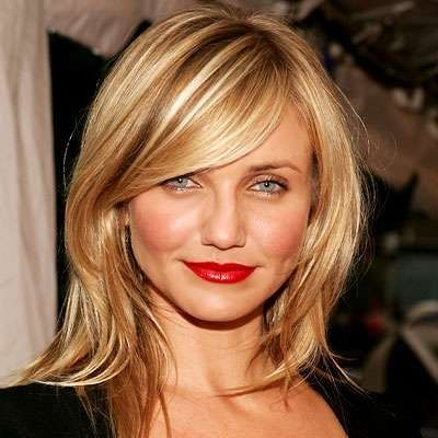 hair  short hairstyles for round faces 2012 short