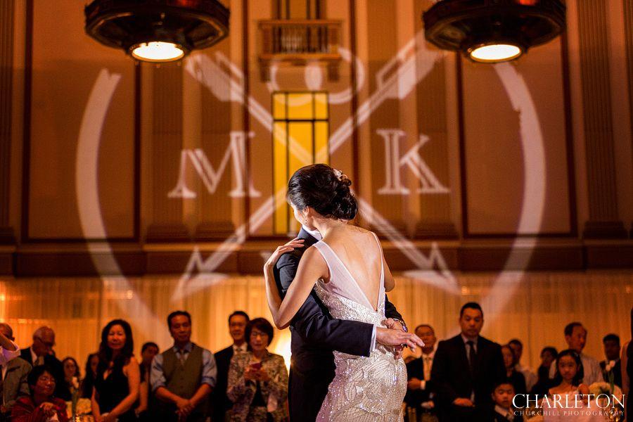 Maggie Kevin S Wedding At The Sacramento Grand Ballroom